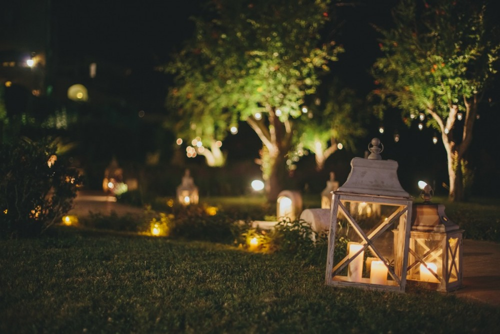 How to find the right outdoor lighting?
