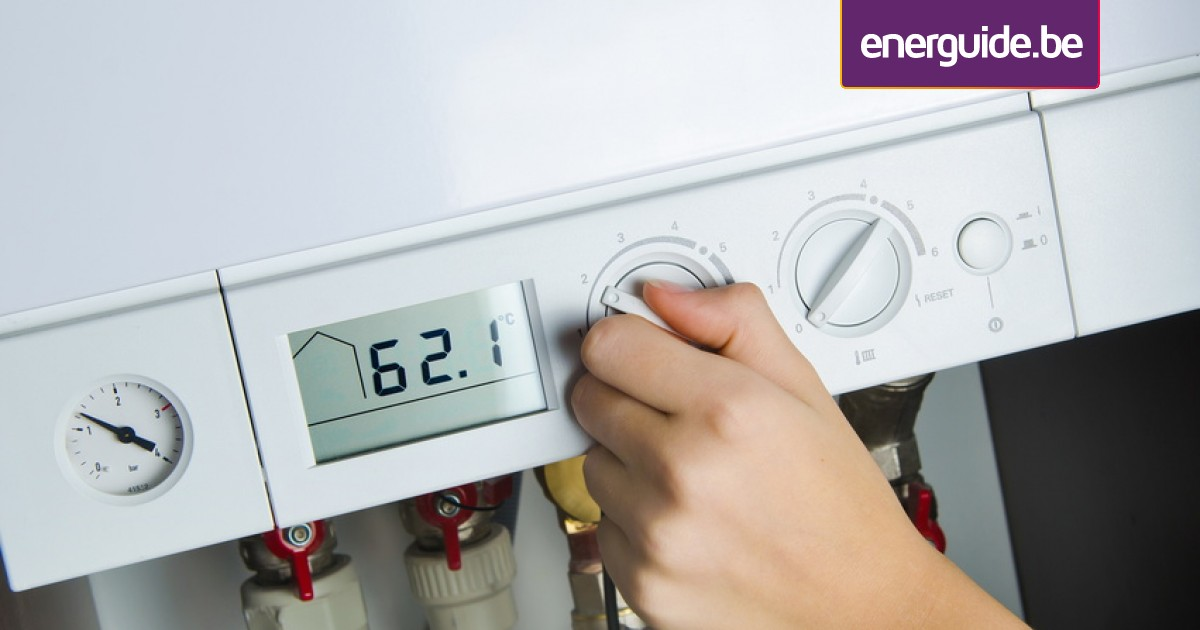 Do I have to switch off my central heating boiler when I go