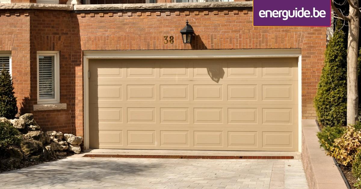 Dois-Je Isoler Mon Garage ? – Energuide